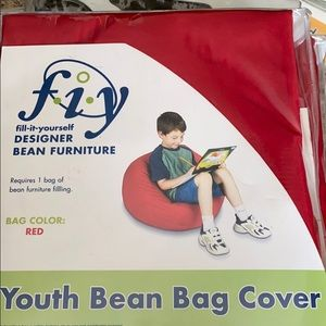 Other - Bean bag cover kids size
